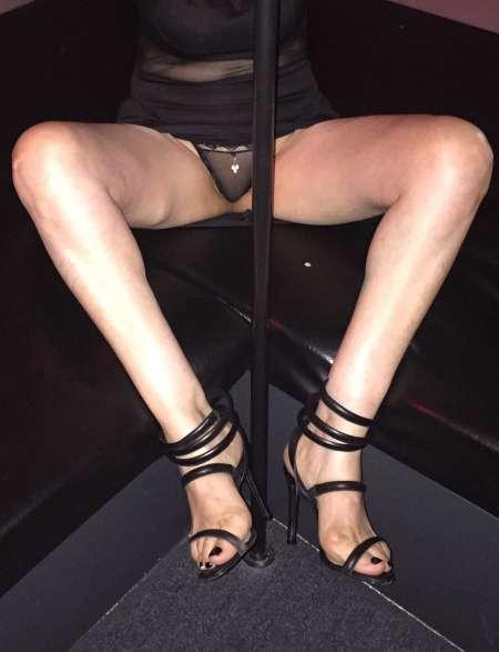 Femme escort cougar